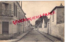 77 - CRECY EN BRIE - LA RUE DESBULIERS - Sonstige Gemeinden