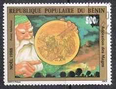 BENIN AERIEN N°365, Noel - Benin – Dahomey (1960-...)