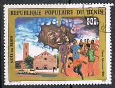 BENIN AERIEN N°355, Noel - Benin – Dahomey (1960-...)