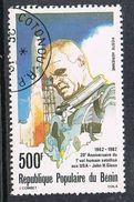 BENIN AERIEN N°302 Espace - Bénin – Dahomey (1960-...)