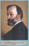 Persons -Gottfried KELLER - Famous People