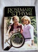 Dvd Zone 2 Rosemary & Thyme - Saison 1 (2003)   Vf+Vostfr - Séries Et Programmes TV