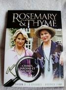 Dvd Zone 2 Rosemary & Thyme - Saison 3 (2005)   Vf+Vostfr - Séries Et Programmes TV