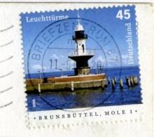 Deutschland Postcard  Leuchttürme  Lighthouse  Phare  Faro - Fari