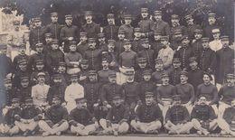 CPA MILITARIA  Guerre 1914-18. Photo De Groupe. ..G118 - Cartoline