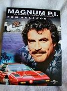 Dvd Zone 2 Magnum - Saison 1 (1980) Magnum, P.I.  Vf+Vostfr - Séries Et Programmes TV