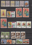 LOT OBLITERES - Timbres