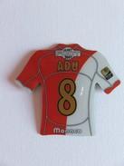 Magnet - Just Foot 2009 - Adu - N° 8 - Monaco - Sports