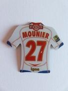 Magnet - Just Foot 2009 - Mounier - N° 27 - Lyon - Sports