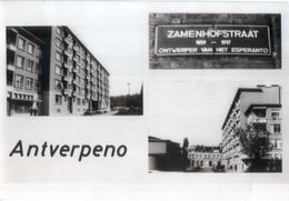 Esperanto - Antverpeno 1-6-63 - Esperanto