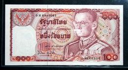Thailand Banknote 100 Baht Series 12 P#89 SIGN#60 UNC - Tailandia