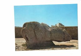 Cpm - Bretagne - SAINT GUENOLE - PENMARC'H - Rocher Appelé Le Rhinocéros - Jean 11466-16 - Rhinocéros