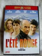 Dvd Zone 2 L'Été Rouge (2002) Intégrale  Vf - TV-Reeksen En Programma's