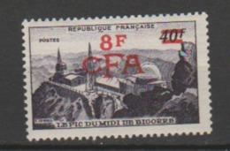 REUNION              N° YVERT   302 A   NEUF SANS CHARNIERES  ( N 347 ) - Reunion Island (1852-1975)