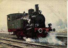 Dampflok Nr. 1 Henschel 1918/ Fabrik-Nr. 13075 (001036) - Treni