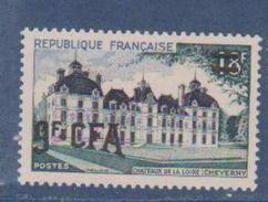 REUNION              N° YVERT   316   NEUF SANS CHARNIERES  ( N 351 ) - Réunion (1852-1975)