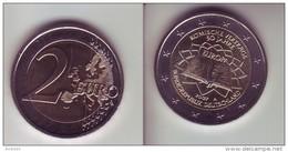 Germania - 2 Euro Commemorativo 2007 - Trattato Di Roma  Zecca A - Germania