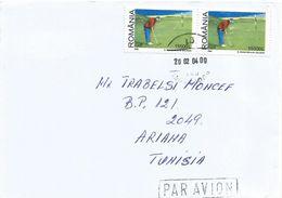 Rumania 2004 Bucarest Golf Sport Cover - Golf