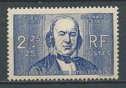 FRANCE 1939 . N° 439  Neuf *  (MH) - France