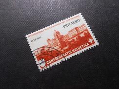 CH ZNr.36   1Fr.  Flugpost - Bundeshaus 1943 - Z CHF 15.00 - Airmail