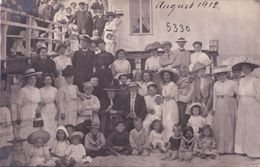 Zinnowitz: Badeurlaub August 1912 - Fotograf Carl Niemann - Zinnowitz