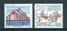 1994 Sweden Complete Set New Opera House Used/gebruikt/oblitere - Zweden