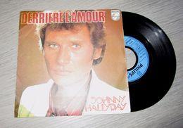 Johnny Hallyday - Derrière L'amour - Disco, Pop