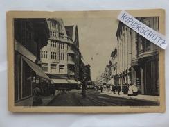 Düsseldorf, Schadow-Straße, Straßenbahn, Ca. Um 1910/20 - Duesseldorf