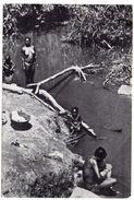 CAMEROUN/CAMEROON CONSTRUCTION DU 2°TRONCON DU CHEMIN DE FER TRANSCAMEROUNAIS / SEINS NUS-BREASTS NUDE - Camerun