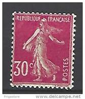 France 1924-1926 Semeuse N° 191 Neuf ** 1er Choix Luxe - France