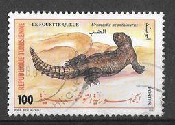 YT 1302 (o) - La Fouette-queue - Tunisie (1956-...)
