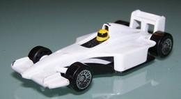 HOT WHEELS - Formel 1 - Rennwagen  Weiss (2000) - McDonald's - HotWheels