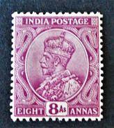 EFFIGIE DE GEORGE V 1927/32 - NEUF * - YT 119 - India (...-1947)