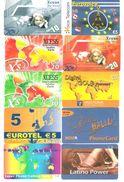 Germany - 10 X Calling Card - Prepaid Card - Germany