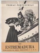 Tourism Guide * Roteiro * Portugal * Terras Portuguesas * Nº3 * Estremadura - Tourism Brochures