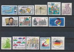 Duitsland/Germany/Allemagne/Deutschland+Berlin 47x (3 Scans)(Gebr/used/obl/o)(2650) - Duitsland