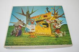 Vintage FABELTJESKRANT : Puzzel - J. Van Brunschot NV - 1968 - - Figurines