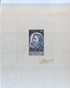 Epreuve D'Artiste Signee Signed Proof Ministerdruck ** 1970 - Friedrich ENGELS - Congo - Brazzaville