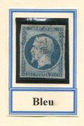 FRANCE- Y&T N°15- Oblitéré (très Beau!!!) - 1853-1860 Napoléon III