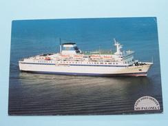 """MS """" PALOMA I """" D & P - Anno 2003 ( Zie Foto Details ) ! - Dampfer"""