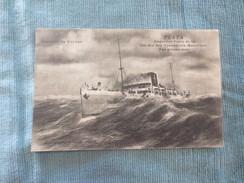 Paquebot Poste  Plata - Dampfer