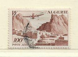 ALGERIE  ( D18 - 3063 )   1949  N° YVERT ET TELLIER  N°  10 - Algeria (1924-1962)