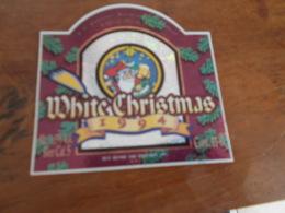 BIERETIKET WHITE CHRISTMAS 1994 - Beer