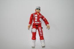 Vintage ACTION FIGURE GI JOE : Lifeline [rescue Trooper] - Original Hasbro 1986 - Hasbro - GI JOE - Action Man
