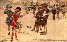 Patriotique 282 Le Petit Chaperon Rouge, Maréchaux - Patriotiques