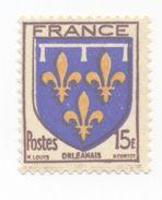 604 - Armoiries De Provinces - Orléanais (1944) - 1941-66 Coat Of Arms And Heraldry
