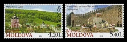 Moldova 2012 Mih. 793/94 Europa-Cept. Visit MNH ** - Moldavia
