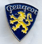 Pins Peugeot Automobile Pin Vintage - Peugeot