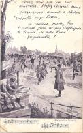 MILITARIA  Le Clairon Du  Vaguemestre - Illustrateur La Poste Aux Armées - écrite - Humour