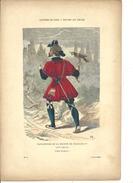 Chasse Faucon Fauconnier Fauconnerie Gravure Ancienne Falconry Falknerei Falconeria Cetreria François 1er - Collections
